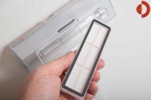 Dreame-D9-Mistral-Test-Saugroboter-Filter