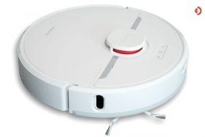 Dreame-D9-Mistral-Test-Saugroboter-Seitenansicht