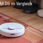 Dreame-D9-Saugroboter-Vergleich