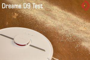 Dreame-D9-Test-Katzenstreu