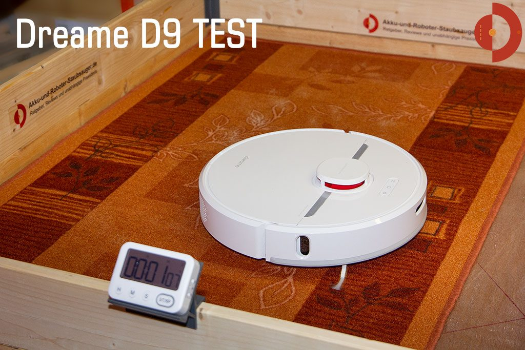 Dreame-D9-Test-Laeufer-Test-1