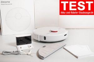 Dreame D9 Test Saugroboter Lieferumfang Vergleich
