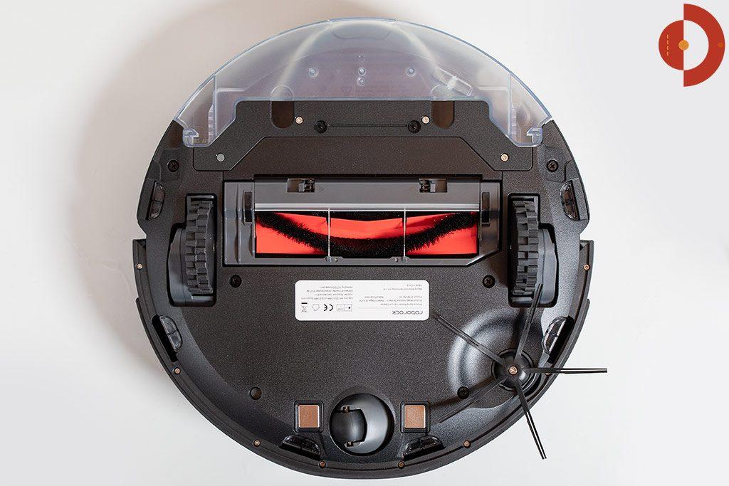 Roborock-S6-MaxV-Test-Saugroboter-Wischroboter-Unteransicht