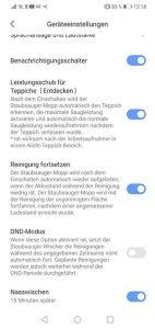 App-Dreame-Bot-L10-Pro-Test-Geraete-Einstellungen-2
