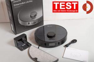 Dreame-Bot-L10-Pro-Test-Saugroboter-Testbericht