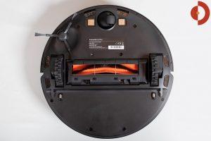 Dreame-Bot-L10-Pro-Test-Saugroboter-Unteransicht