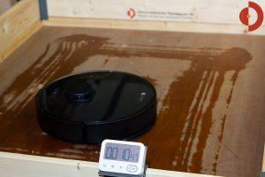Dreame-Bot-L10-Pro-Test-Wischroboter-Wasserverteilung-10-Min