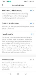 Roborock-Home-App-Roborock-S6-MaxV-Test-Kamerafunktionen