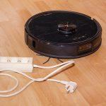Roborock-S6-MaxV-Test-Objekterkennung-Kabel