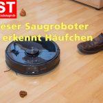 Roborock-S6-MaxV-Test-Objekterkennung-Kot-Schuhe-Kabel