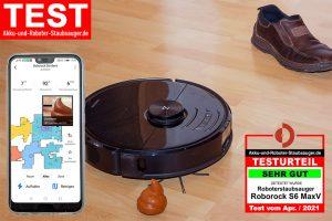 Roborock-S6-MaxV-Test-Titel-Objekterkennung