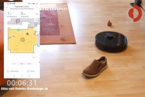 Dreame-Bot-L10-Pro-3D-Hinderniserkennung-Test