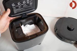 Viomi-S9-Saugroboter-Test-Absaugstation-2