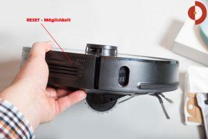 Viomi-S9-Saugroboter-Test-Roboter-Seitenansicht