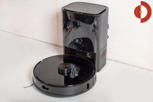 Viomi-S9-Saugroboter-Test-Roboter-mit-Absaugstation