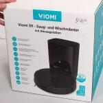 Viomi-S9-Saugroboter-Test-Verpackung