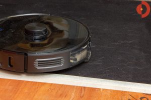 Viomi-S9-Saugroboter-Test-Haare-saugen-2