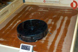 Viomi-S9-Wischroboter-Test-Befeuchtung-7min
