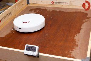 Trouver-Finder-Test-Wischtest-Wasserverteilung-25min