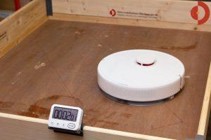 Trouver-Finder-Test-Wischtest-Wasserverteilung-2min