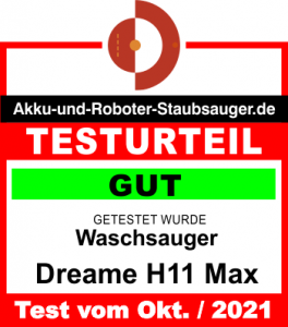 Bewertung Dreame H11 Max Testbericht