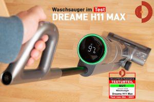Dreame-H11-Max-Waschsauger-Nassreiniger-Test-Titel