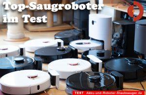 Top Saugroboter im Test und Vergleich